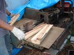 薪割り機�B