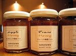 トコトワの蜂蜜ジャム